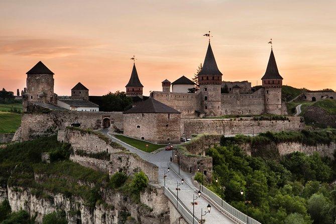 Private Tour From Kyiv To Kamianets-Podilskiy, Chernivtsi, Karpatians, Lviv