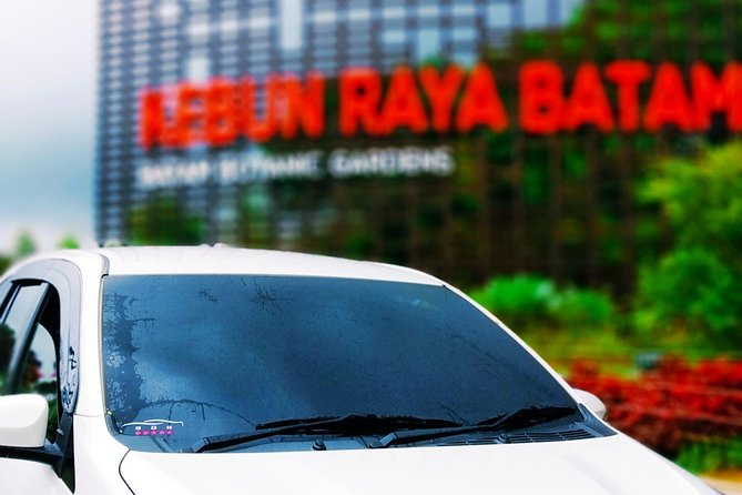 Rent Car Batam With Driver