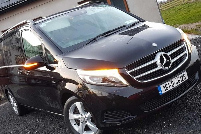 Dublin Airport Or Dublin City To Mount Druid Camping Private Chauffeur Transfer