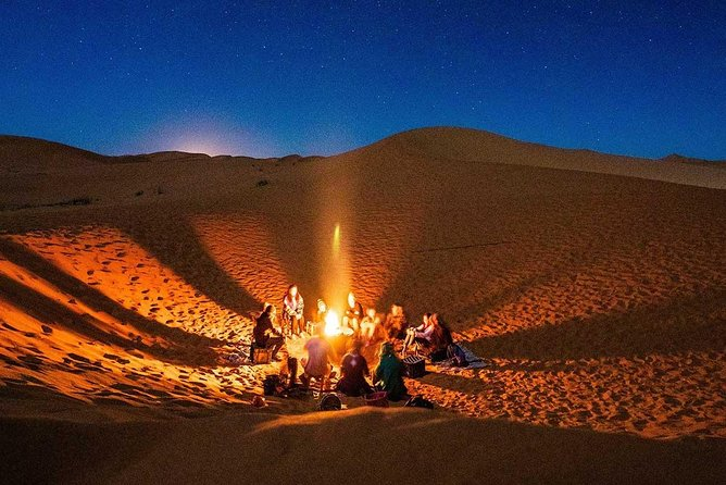 3 Days Private Tour to Merzouga Desert from Fez