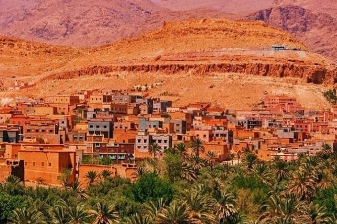 Ouarzazate & Ait Ben Haddou day trip private from Marrakech