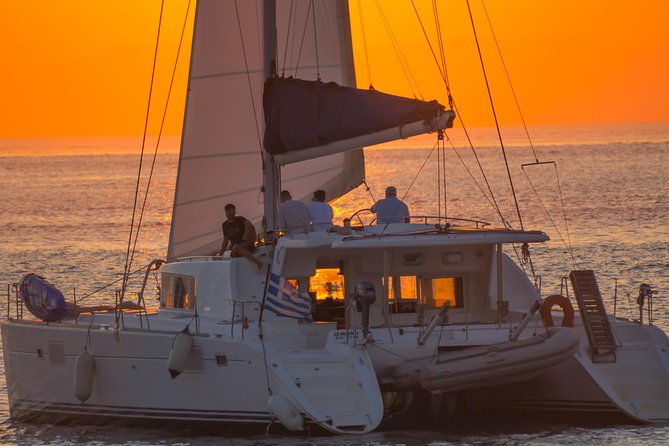 Private Sunset Cruise Including Meals And Drinks