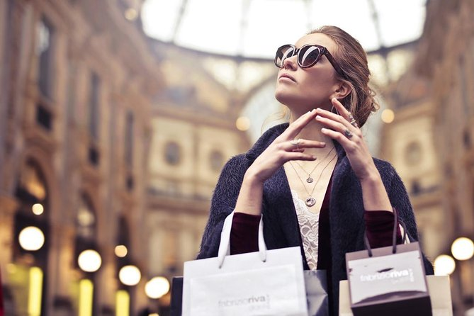 London Shopping tour with VIP Chauffeur and Celebrity Stylist