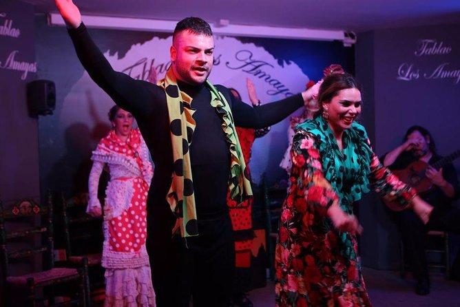 Espectáculo De Flamenco En Málaga: Tablao Flamenco Los Amayas