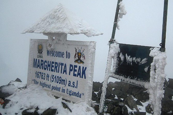 8 Days Mountain Rwenzori