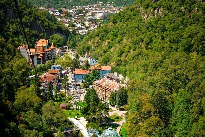TIME TO RIDE IN BORJOMI -Day Trip to Uplistsikhe and Borjomi