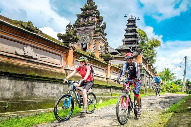True Bali Experience - Carangsari Village Cycling