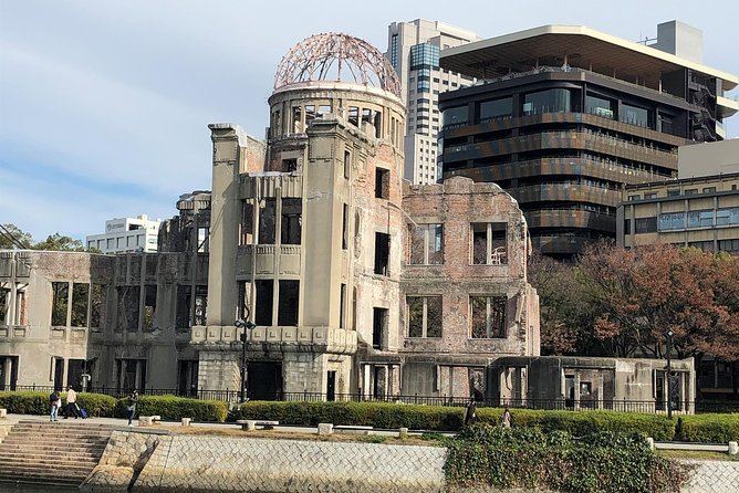 Experience the past and future of Peace City Hiroshima guided tour