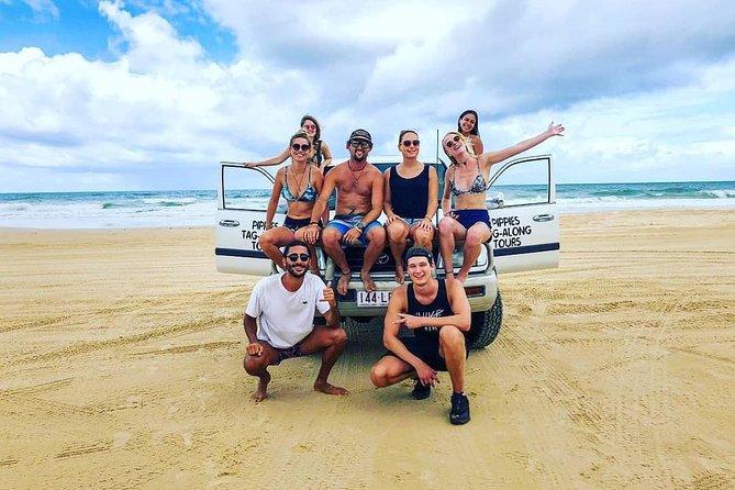 Pippies 3 Days 2 Nights Fraser Island Tour