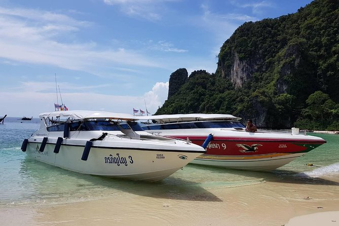 Phuket Private Speed Boat Charter