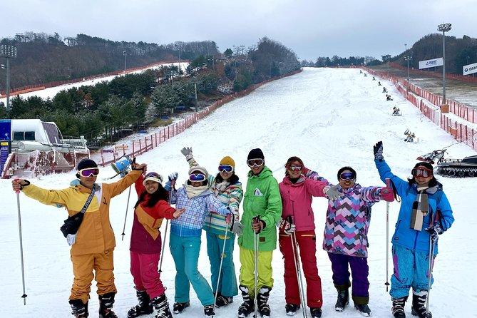 (Winter Limited) Premium Oak Valley Ski Resort+ Organic Strawberry picking