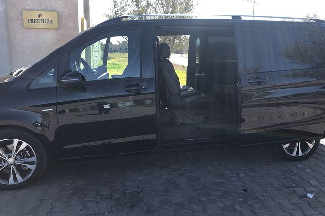 Private transfer from Marrakech to Casablanca