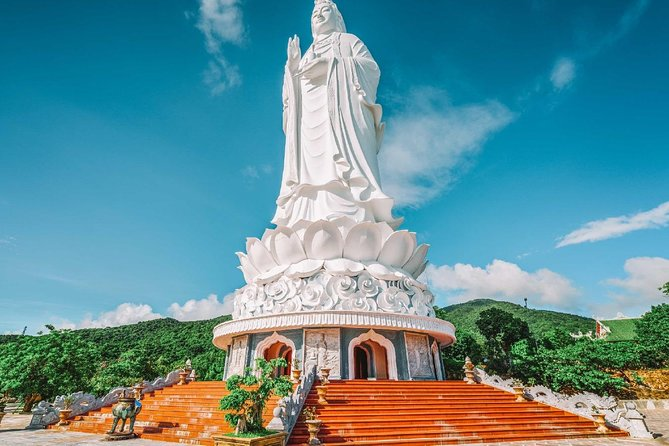 Da Nang Small Group City Tour: Marble Mountain & Lady Buddha from Da Nang