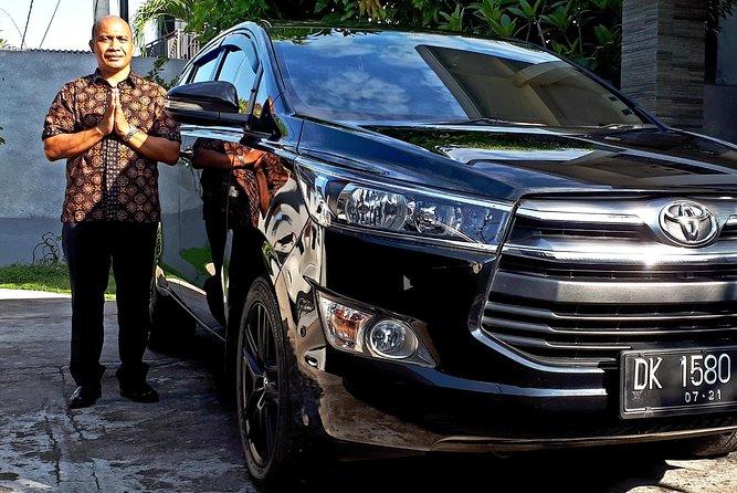 Bali Private Driver Service