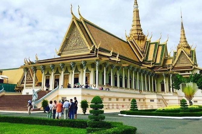 Fabulous Phnom Penh 2 Days Private Tours
