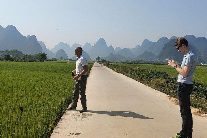 7-Day Private Tour: From Yichang via Zhangjiajie to Guilin