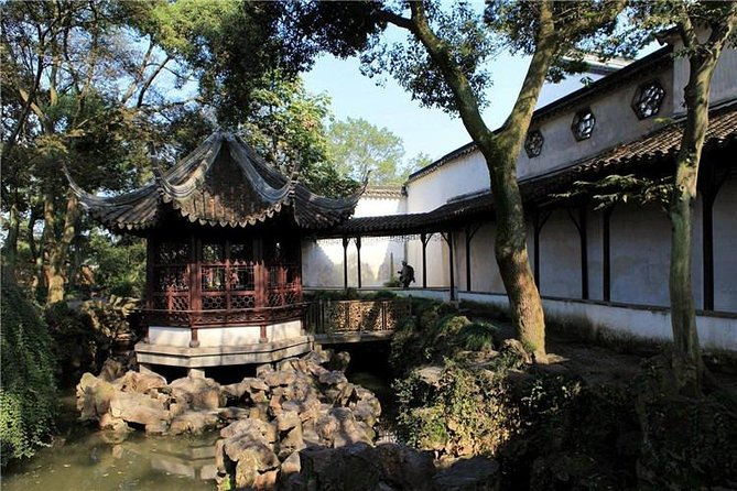 Private Suzhou day tour with Humble Administrator's Garden,Museum & Ancient Town photo 7
