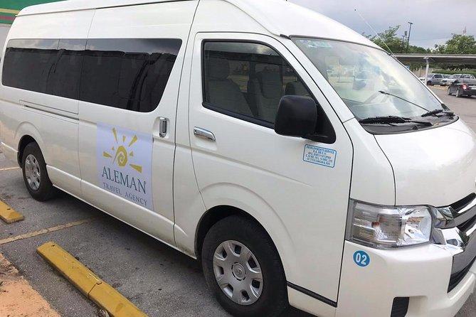Aleman Travel Agency Transport Cancun Zone
