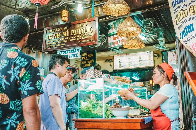 Essential Hoi An Food Tour (5 hours) from Hoi An – Half Day