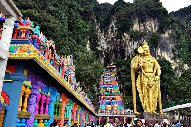 (Base On Per Vehicle Price) KL Private City Tour