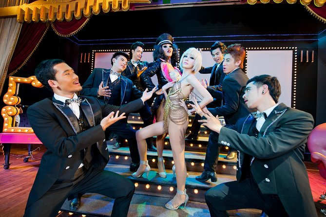 Simon Cabaret Show VIP Seat with Roundtrip Transfers