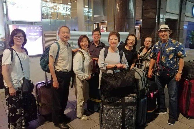 Cameron Highlands City Hotel To Kuala Lumpur Airport EN-ROUTE Boh Tea Plantation