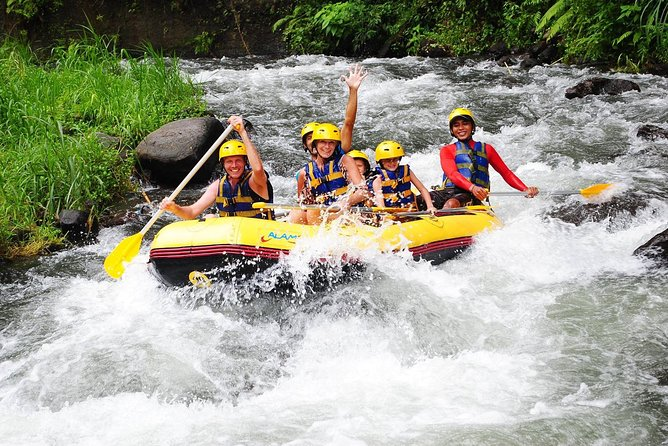 The Best of Rafting Archery & Paintball