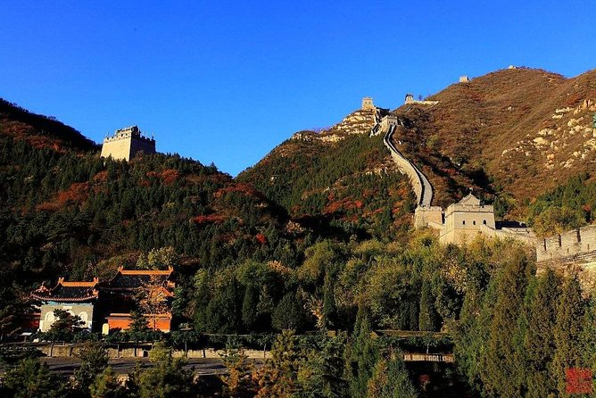 Layover Private Tour to Juyong Pass of Great Wall and Olympic Park