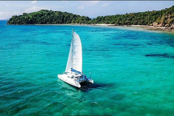 Maithon Island Snorkeling Trip By Catamaran Yacht From Phuket
