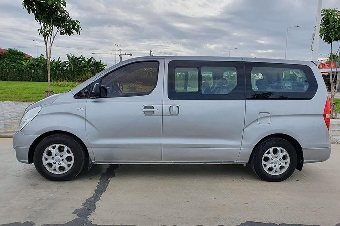 Phnom Penh to Koh Kong Taxi Transfer With Private Driver