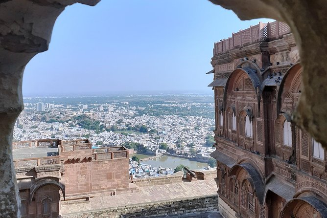 Half-Day Private Tour of Jodhpur with Local