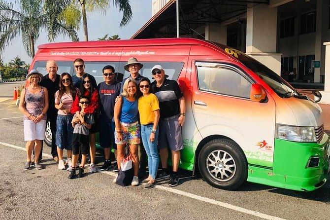 Cameron Highlands City Hotels to Kuala Lumpur Airport EN-ROUTE Batu Caves Tour