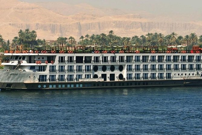 Private 5- day luxurious Nile cruise