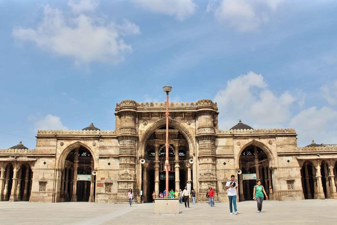 Private Full Day Ahmedabad City & Heritage Tour
