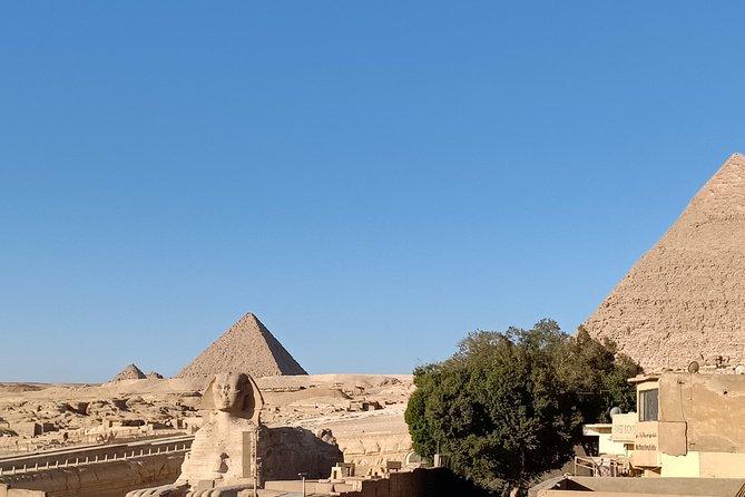 Sunrise Camel ride around the Pyramids
