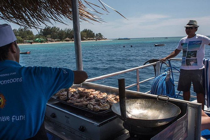Gili Island BBQ Day Cruise photo 15