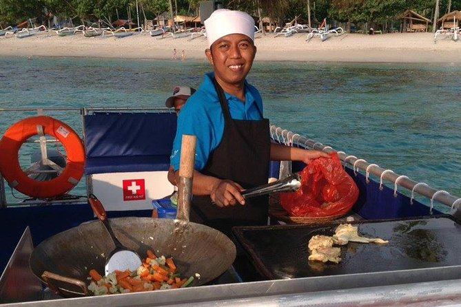 Gili Island BBQ Day Cruise photo 20