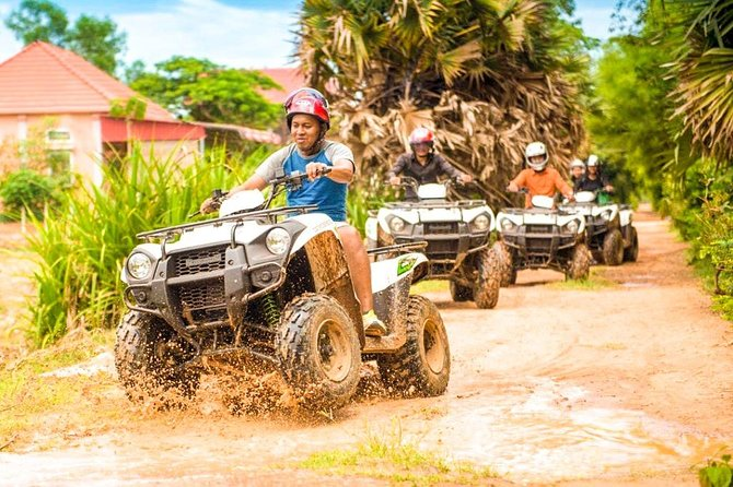 Siem Reap Quad Bike 2 Hours Drive