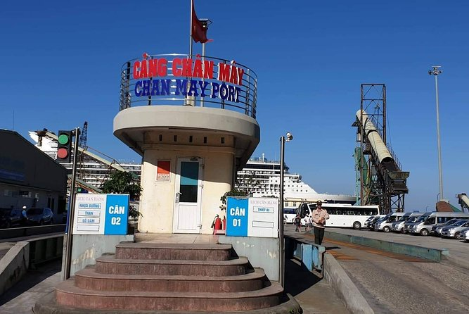 Private Shore Excursions from Chan May port to My Son Holyland & Hoi An City
