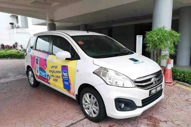 Airport Private Transfer: KLIA/ KLIA 2 to or from Hotel (6 seater)
