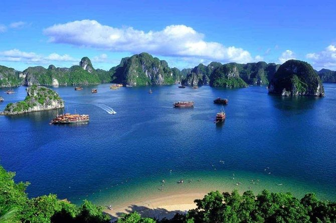 Ha Long Bay Daily Trip