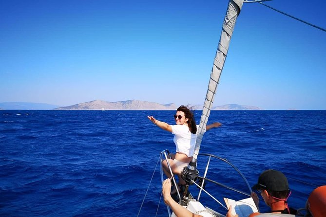 Sailing Greece off Athens, short or weekly on Private Yacht