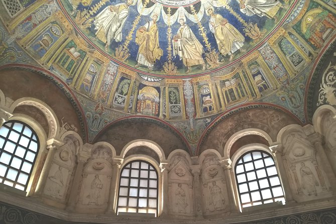 Private Guided Tour with Native guide of Top Sites & Ancient Mosaics of Ravenna