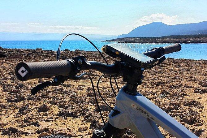 Riding the Akamas Coastline Tour