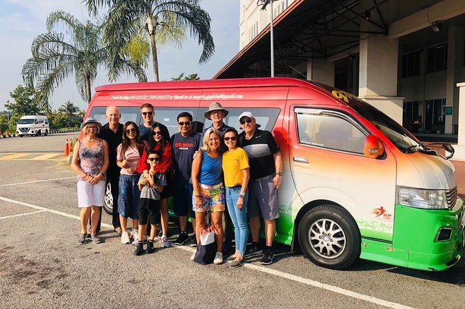 Cameron Highlands City To Kuala Lumpur City Transfer