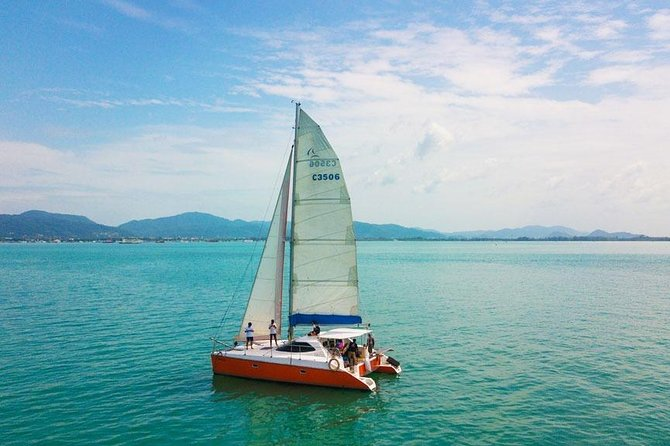 Maithon and Coral Island Private Yacht Charter Trip From Phuket