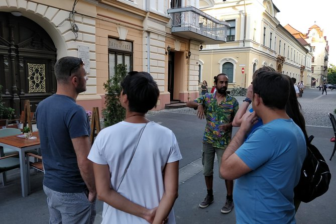 3-Hour Timisoara City Group Walking Tour