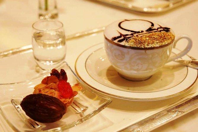 Le Café at iconic Emirates Palace Abu Dhabi