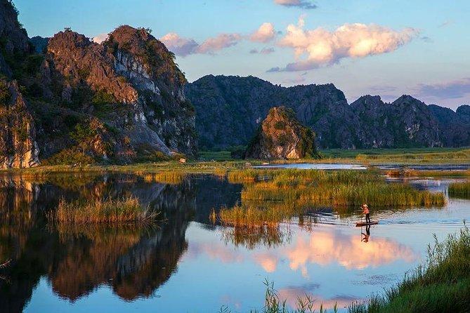 Private Ninh Binh Adventure Day Trip from Hanoi
