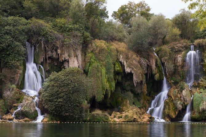 Mostar & Kravice Waterfalls from Dubrovnik
